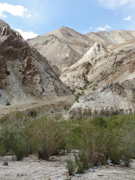 Trek au Ladakh : Itinéraire de Chilling à Zinchen