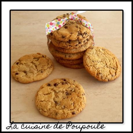Cookies sans oeuf mega bons à la cassonade
