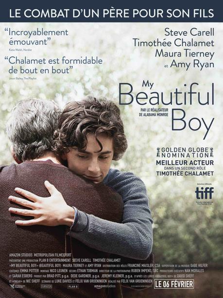 CHRONIQUE FILM : My Beautiful Boy