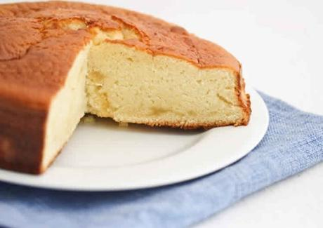 Gâteau au lait au thermomix