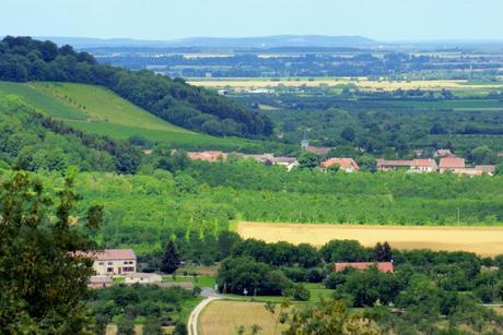 Billy-sous-les-Côtes vu de Hattonchâtel © French Moments