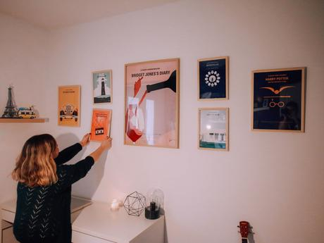 J'habille mes murs avec Poster Lounge