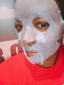 Le Masque à l'Aloe Bio-Cellulose Forever Living