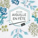 Jeu Concours #20 – 6 places à gagner pour le salon Aiguilles en fêtes 2019