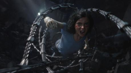 ALITA : BATTLE ANGEL : Robots after all ★★★☆☆