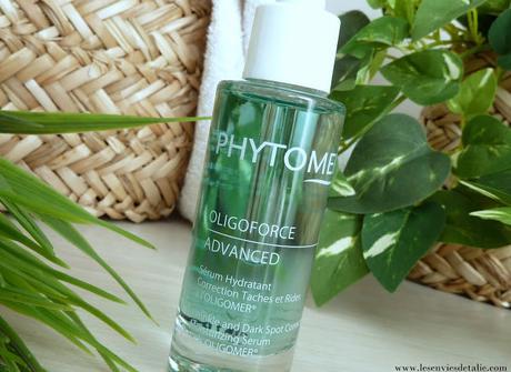 Phytomer Sérum Hydratant Oligoforce Advanced : mon avis !