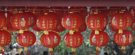 Nouvel an chinois : Bonne année du cochon !
