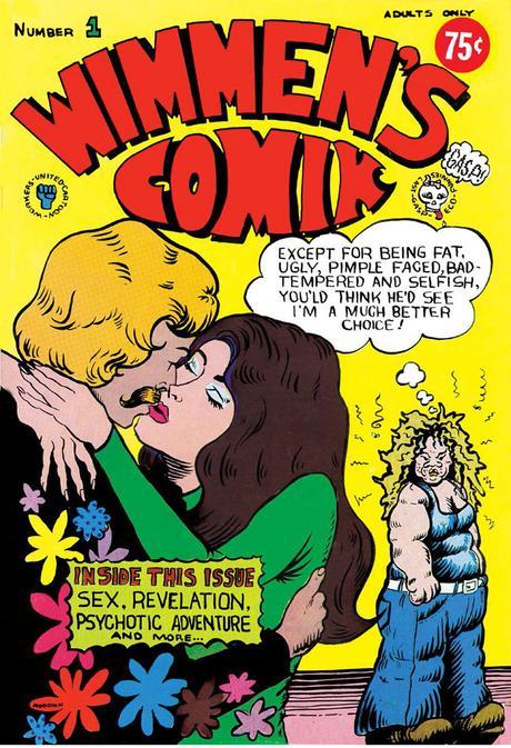 Wimmen's Comix, l'anthologie qui a tout changé