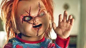 Chucky coté ... coulisse