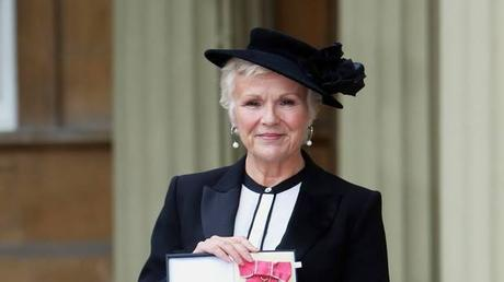 What's your name? Julie Walters