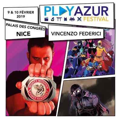 PLAY AZUR FESTIVAL : RENDEZ-VOUS A NICE LES 9 ET 10 FEVRIER