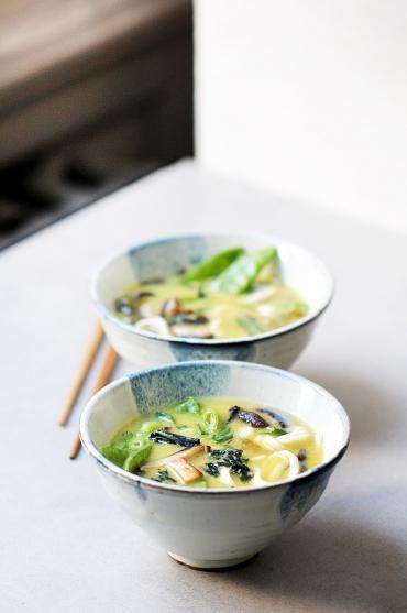 La recette de la soupe Miso bio