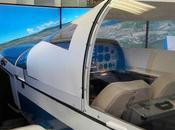 J'ai piloté avion...avec l'Aéroclub Simulation