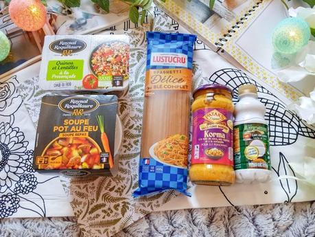 La Degusta Box janvier 2019 pour prendre des bonnes résolutions