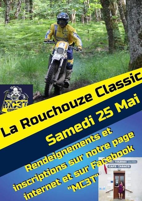 La Rouchouze Classic le 25 mai 2019