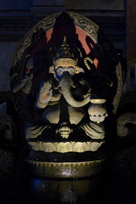 Ubud stories #5 : Les créatures de la nuit