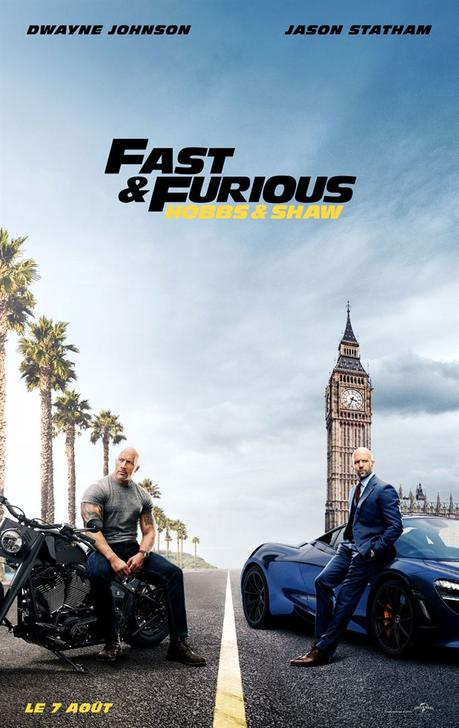 Bande annonce et photos Fast & Furious : Hobbs & Shaw