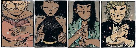 Midnight tales (tome 1), de Bablet, Singelin, Sourya et GaX