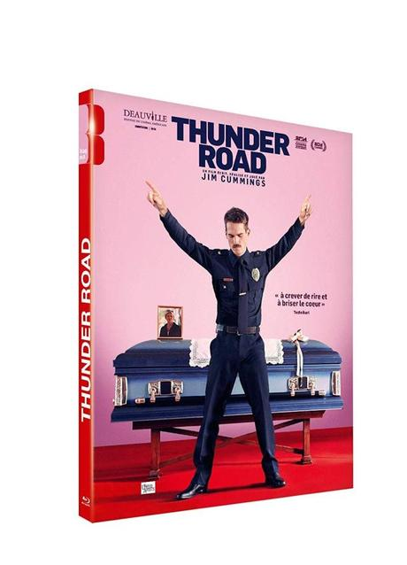 Critique Bluray: Thunder Road