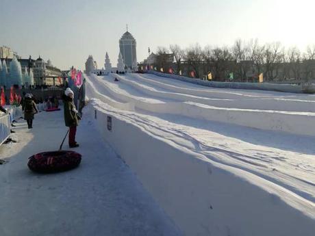 Harbin : Festival de neige et de glace