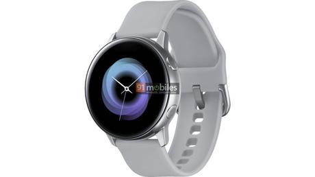 Galaxy Sport : l'Apple Watch de Samsung fuite sur le net