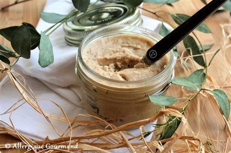 Curd de noix de coco { sans gluten, sans lait, sans oeufs}
