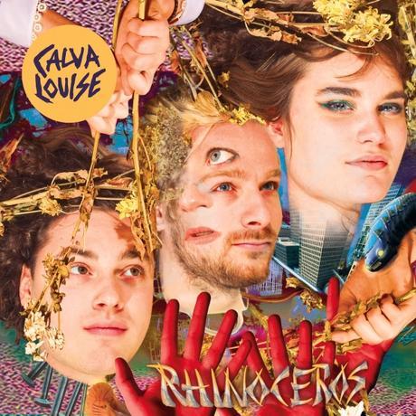 RHINOCEROS – CALVA LOUISE