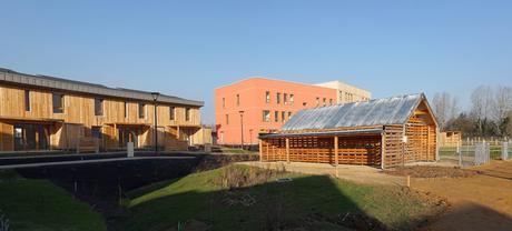 Deux ans après, le hameau des Noés à Val-de-Reuil reste un éco-quartier exemplaire en Normandie