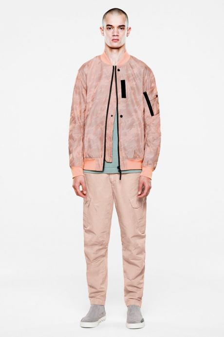 Stone Island présente sa collection Shadow Project SS19