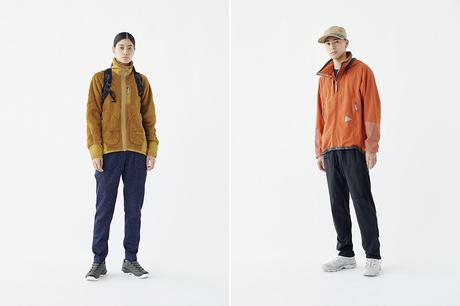AND WANDER – F/W 2019 COLLECTION LOOKBOOK