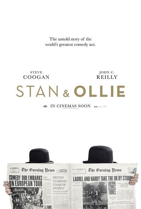 Bande annonce et extrait Stan & Ollie