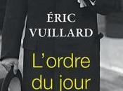 L'ordre jour Eric Vuillard