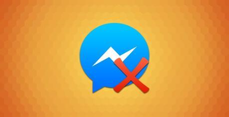 On peut enfin supprimer un message sur Messenger