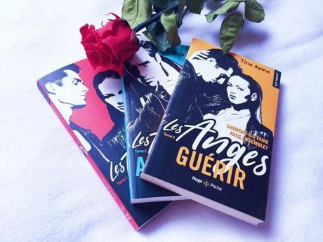 Les anges, Tome 3 : Guérir – Tina Ayme