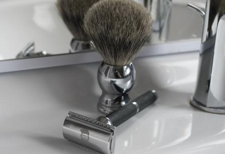 Un homme tout doux pour la St Valentin : le rasoir Barbedudaron