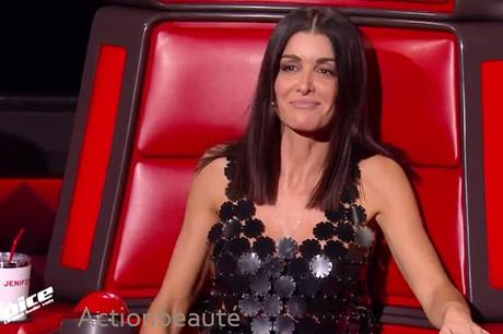 LA ROBE DE JENIFER THE VOICE 2019