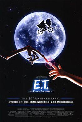 E.T. The Extra-Terrestrial movie posters at movie poster ...