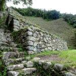 randonnée sur le chemin des incas ruines incas