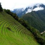 randonnée sur le chemin des incas Wiñay Wayna