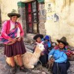 itinéraire 3 semaines au pérou dames cusco