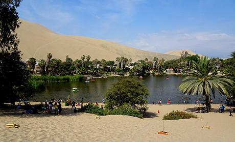 Huacachina 3 semaines au Pérou