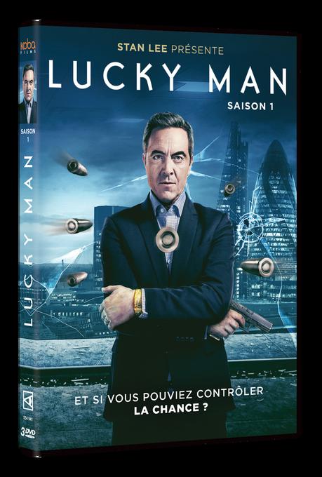 CHRONIQUE DVD : Lucky Man, la Série