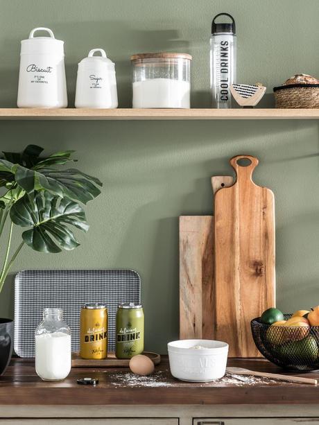 nouveau catalogue maisons du monde 2019 bucolique paper shop vert jaune - blog déco - clem around the corner
