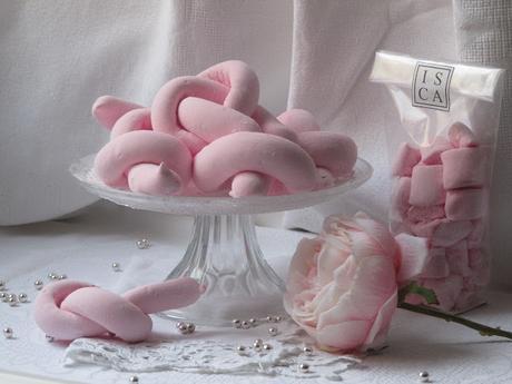 De la guimauve à la rose pour la Saint Valentin