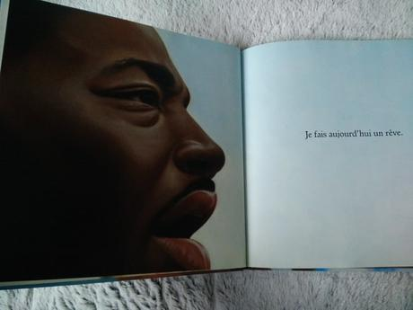 I have a dream - Martin Luther King. Illustrations de Kadir NELSON – 2013 (Dès 8 ans)