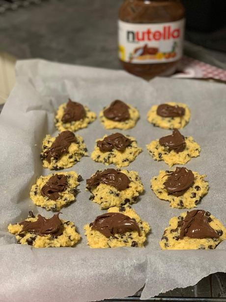 Cookies cœur nutella de margaux au companion thermomix ou sans robot