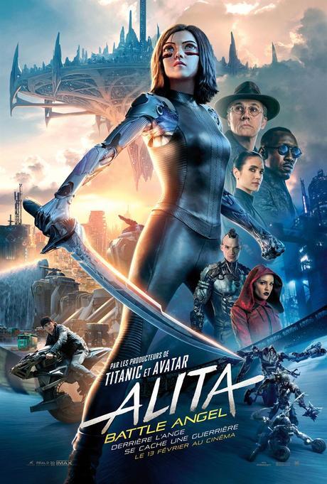 [AVIS] Alita : Battle Angel, ce qu'Hollywood fait de mieux !