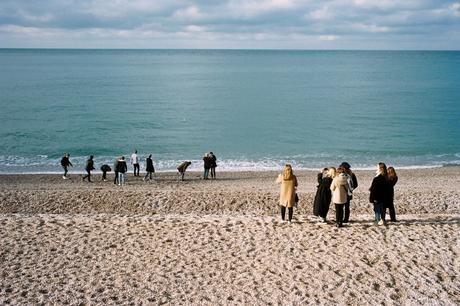 Randonnée – Journée d'automne à Etretat