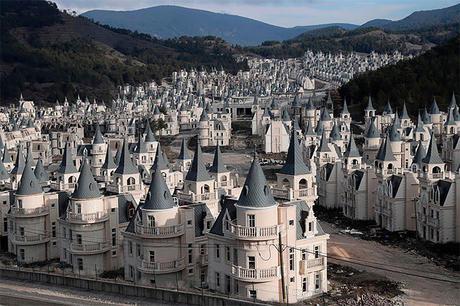 Turquie : Les châteaux abandonnés