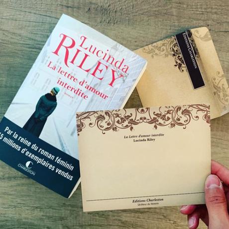 La lettre d'amour interdite • Lucinda Riley